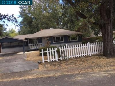 Danville CA Single Family Home For Sale: $799,900