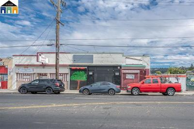 Oakland Commercial For Sale: 10816 Bancroft Ave