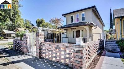 Tracy Single Family Home For Sale: 134 W 8th Street