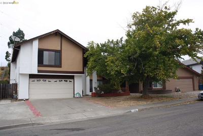 Vallejo Single Family Home For Sale: 200 Peppercorn Ct