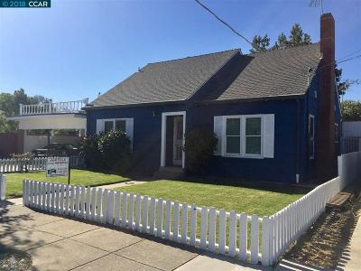 Antioch Single Family Home For Sale: 1312 C