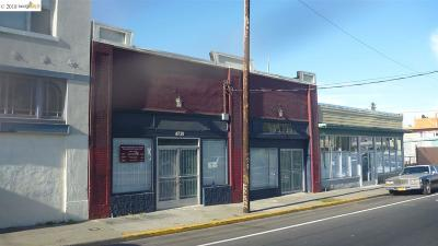 Oakland Commercial For Sale: 4735 Foothill Blvd