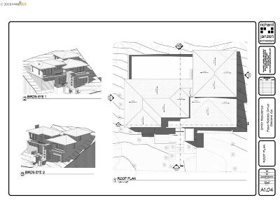 Oakland Residential Lots & Land For Sale: 6823 Shepherd Canyon