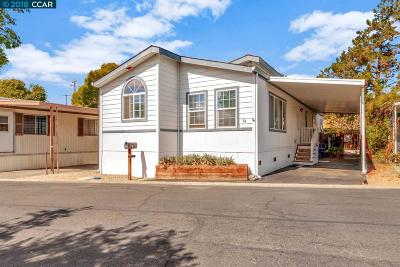 Concord Mobile Home For Sale: 94 Welcome Ave