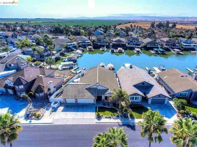 Discovery Bay CA Single Family Home For Sale: $879,000