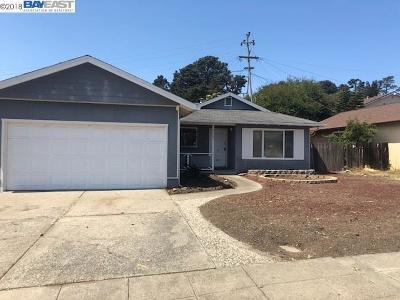 Richmond Single Family Home For Sale: 2905 Barkley Drive