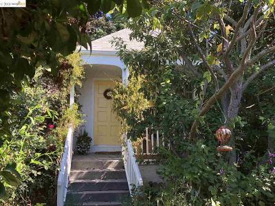 El Cerrito Single Family Home For Sale: 442 Everett St