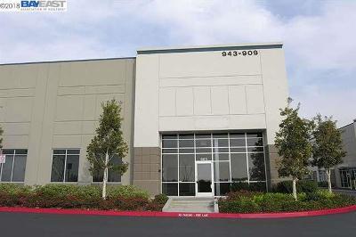 Fremont, Pleasanton, Concord, Walnut Creek Commercial For Sale: 909 Corporate Way