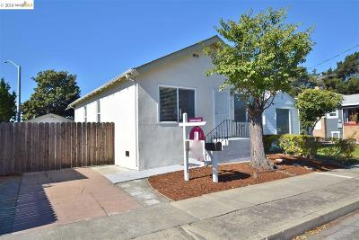 San Leandro Single Family Home For Sale: 2365 Cherry St