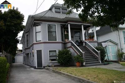 Alameda Multi Family Home For Sale: 2126 Eagle Ave