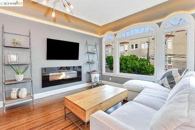 San Francisco Single Family Home For Sale: 2 Fair Oaks St #2