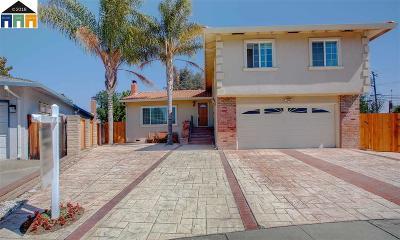 Fremont CA Single Family Home New: $1,398,888