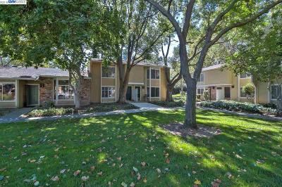 Alamo, Danville, San Ramon Condo/Townhouse For Sale: 610 Sycamore Cir