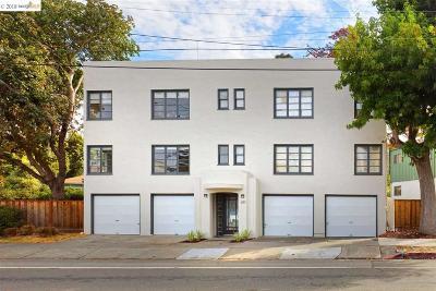 Berkeley Multi Family Home New: 1325 Sacramento Street
