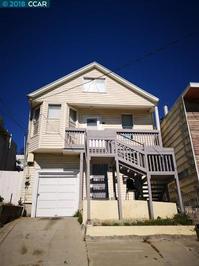 San Francisco Single Family Home For Sale: 124 Teddy Ave