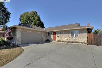 Fremont CA Single Family Home New: $1,275,000