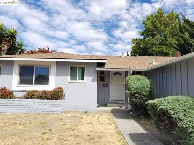 San Pablo Single Family Home For Sale: 2710 Shamrock Dr