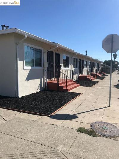Oakland Multi Family Home For Sale: 9200 A St