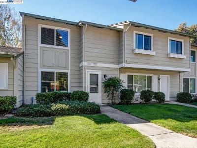 Livermore Condo/Townhouse For Sale: 1534 Spring Valley Cmn