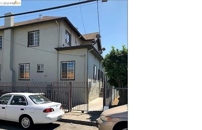 Oakland Multi Family Home For Sale: 1362 104th Ave