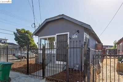 Alameda County Single Family Home For Sale: 1094 70th Ave