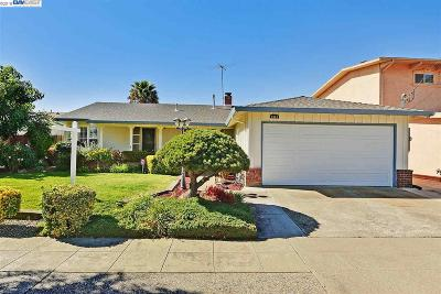 Hayward Single Family Home For Sale: 382 Saint Andrews St