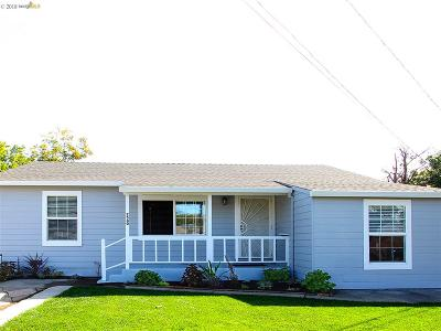 Concord Single Family Home New: 2540 Maple Ave