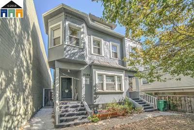 Berkeley Multi Family Home For Sale: 3105 Telegraph Avenue