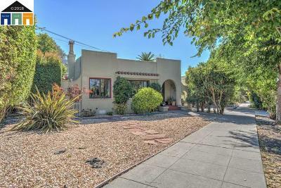Berkeley Multi Family Home New: 1380 Hopkins Street