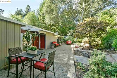Oakland Single Family Home New: 6266 Clive Avenue