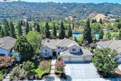 Pleasanton Single Family Home For Sale: 8021 Regency Dr