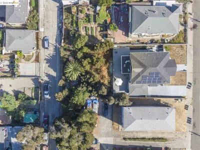 Oakland Residential Lots & Land For Sale: 2521 Grande Vista Ave
