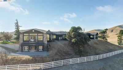 Livermore Single Family Home New: 12400 Morgan Territory Road