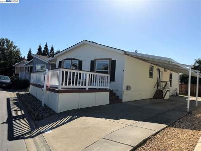 Pleasanton Mobile Home For Sale: 3263 Vineyard