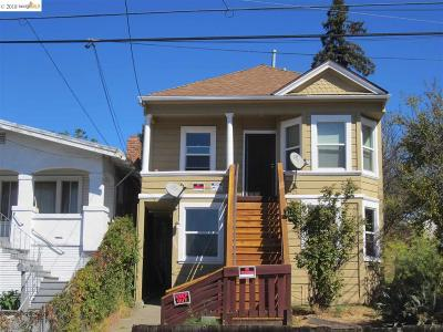 Oakland Multi Family Home For Sale: 2000 E 22nd St.