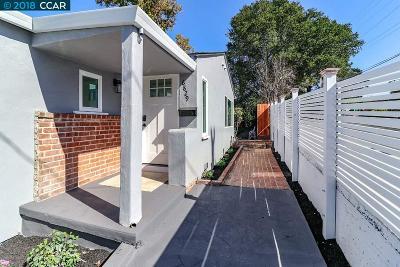 Richmond Single Family Home For Sale: 6829 Del Monte Ave