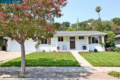 Martinez Single Family Home For Sale: 3930 Raap Avenue