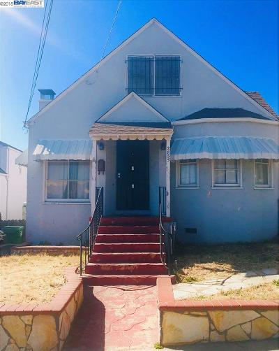 Alameda County, Contra Costa County Single Family Home New: 2855 Parker Ave