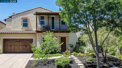 Danville CA Single Family Home Price Change: $1,599,000
