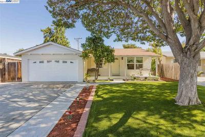 Santa Clara Single Family Home For Sale: 2367 Manhattan Pl