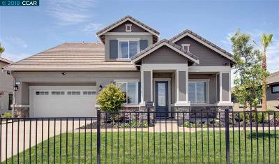 Oakley Single Family Home Price Change: 593 Sapphire Parkway