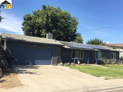 Ripon Single Family Home For Sale: 835 Sunrise