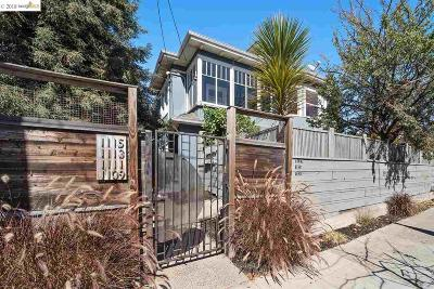 Berkeley Condo/Townhouse For Sale: 1119 Hearst Ave