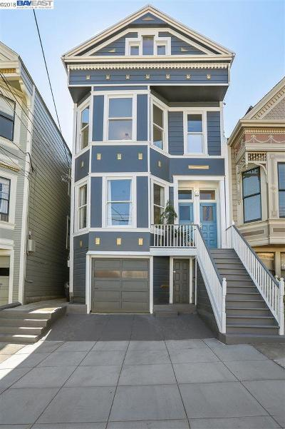 San Francisco Multi Family Home For Sale: 339 Jersey