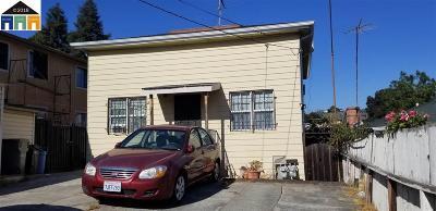 Oakland Multi Family Home New: 2022 E 23rd St
