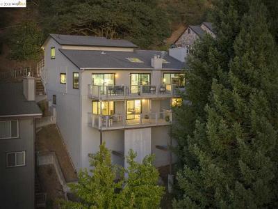 Berkeley Single Family Home For Sale: 1227 Alvarado Rd