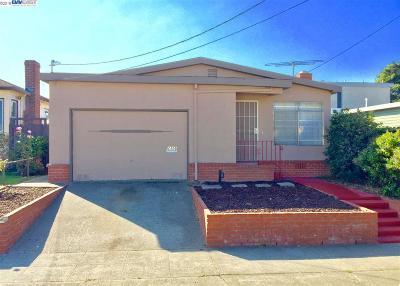 Oakland, Berkeley, Emeryville, Hayward, San Leandro, San Francisco, Alameda, Richmond Single Family Home New: 2356 Grant Ave