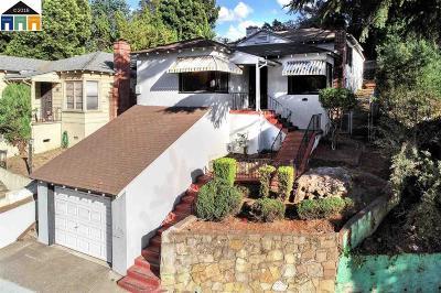 Oakland Single Family Home New: 3550 Seminary Ave.