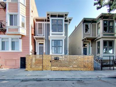 Multi Family Home For Sale: 1912 Castro St
