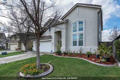 Stockton Single Family Home New: 10475 Clarks Fork Cir